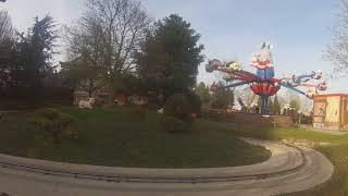 Wunderland Kalkar - Flying Elephant - offride