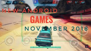 Top 10 New Android Games of November 2018