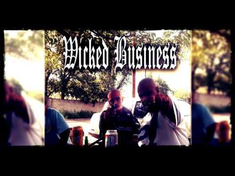 Ese 40'z & Kasper Sur - Wicked Business