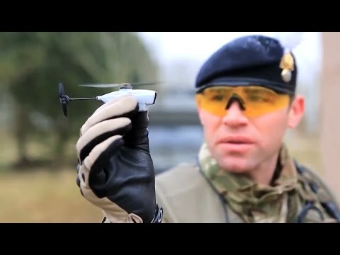 Crave - US Army tests tiny drones that can latch onto utility belts, Ep. 205