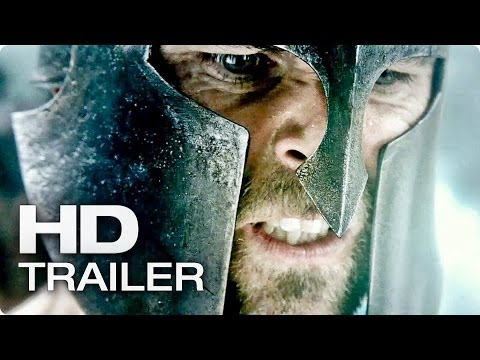 300: RISE OF AN EMPIRE Offizieller Trailer...