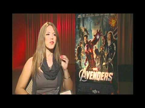 The Avengers interview with LOKI, Tom Hiddleston