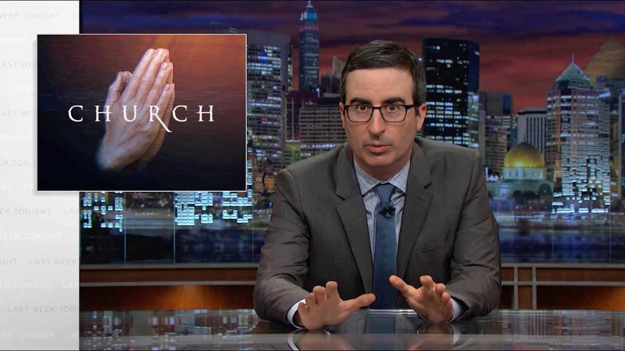 Last Week Tonight with John Oliver: Televangelists (HBO)