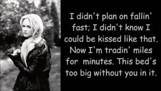 Miranda Lambert ~ Pushin' Time (Lyrics)