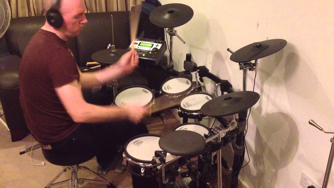 Ugly Kid Joe Cats In The Cradle Roland Td 12 Drum Cover Youtube