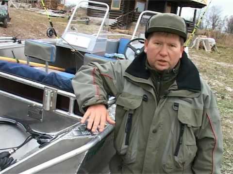 Моторные лодки ДМБ-480,