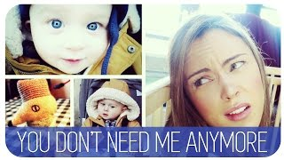 YOU DON'T NEED ME ANYMORE | HANNAH MAGGS Thumbnail