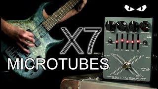 Darkglass Electronics Microtubes X7 BASS Demo