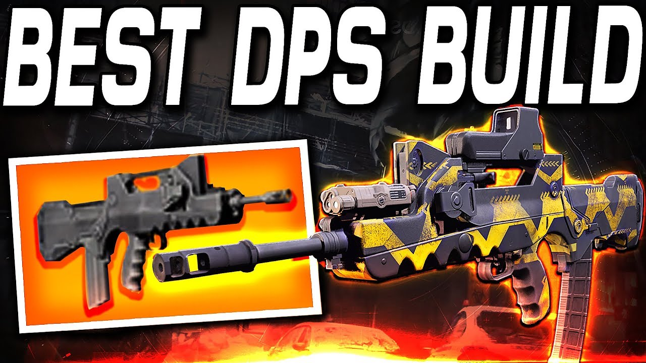 The Division 2 Best Dps Assault Rifle Build Insane Damage Youtube