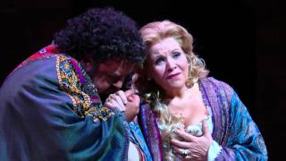 Otello clip from New York Met Opera Live
