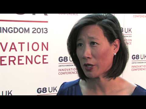 Eileen Burbidge, Passion Capital - What makes the UK such a great ...