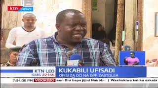 Waziri wa Usalama Dkt Matiang\'i  awatembelea na kusikiza lalama za wenyeji wa Lamu