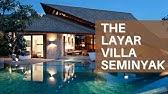 Villa The Layar 1 Bedroom Youtube