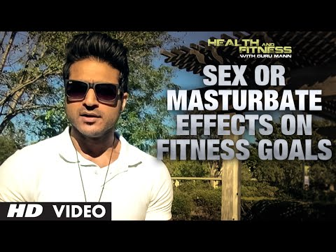 Does Sex Or Masturbate Effects On Muscles Or Fitness Goals?