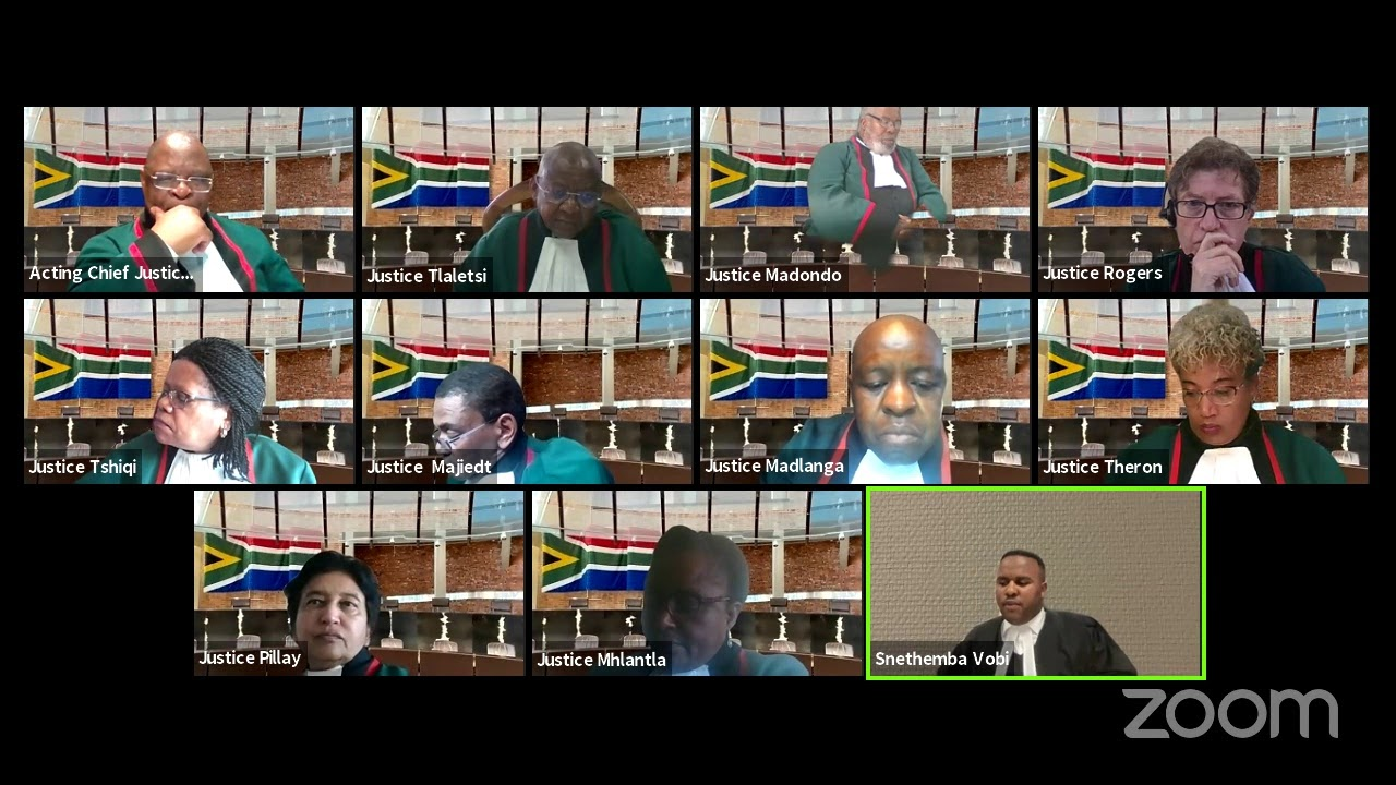Download CCT 115/21 Desta Abore v The Minister of Home Affairs