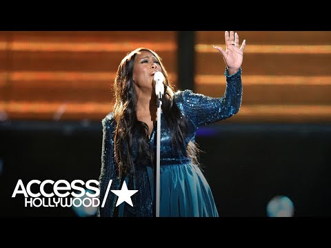 The Voices Keisha Renee Stuns With All  Myself Performance  Access Hollywood