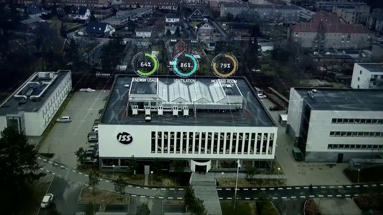 IBM InterConnect 2017 - How ISS transforms Facility Services with Internet  of Things