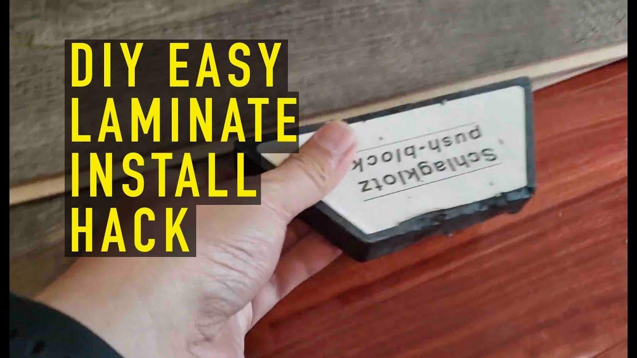 Diy Easy Costco Flooring Mohawk Harmonics Laminate Install Hack