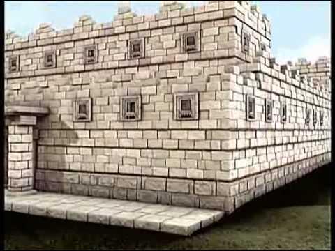 מיצג תלת מימד בעיר דוד- City of David 3D Movie