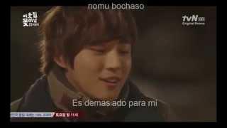Yoon Shi Yoon - Like child  | Flower boy next  door - Enrique Geum |