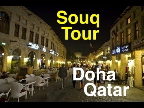 Souq Tour | Doha | Qatar | Day 3 Sorry For Date