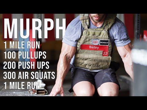 Hero WorkoutMURPH