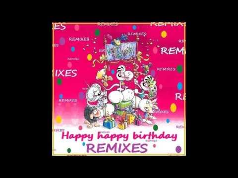 Diddl Happy Happy Birthday Remixes Cd Maxi Single Youtube