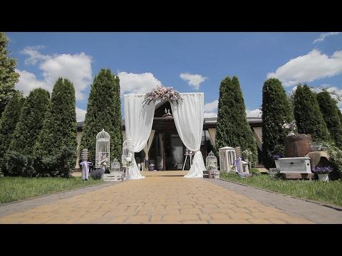 Лавандавая свадьба - Декор оформление свадьбы в Киеве