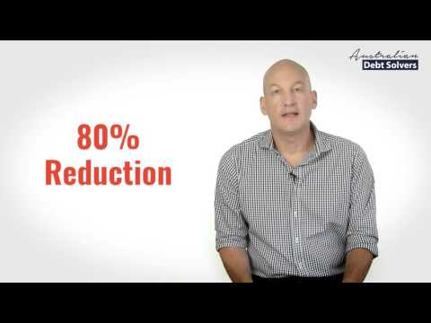 Reduce your unsecured debt by 80% or more with voluntary administration