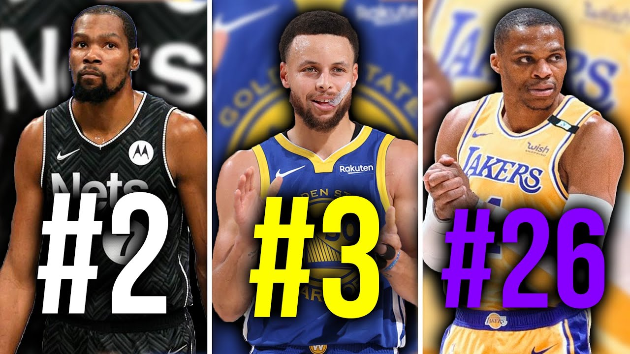 Ranking the Top 30 Players in the NBA Today (2021)