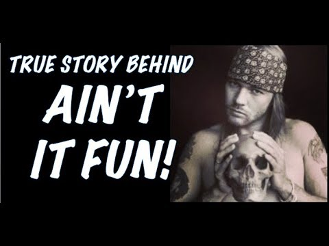 Guns N' Roses Documentary: The True Story Behind Ain't It Fun The Spaghetti Incident