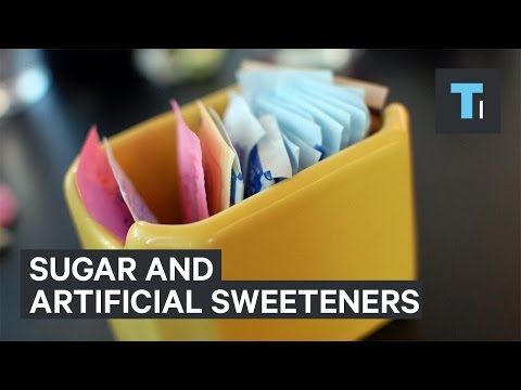The Difference Between Artificial Sweeteners