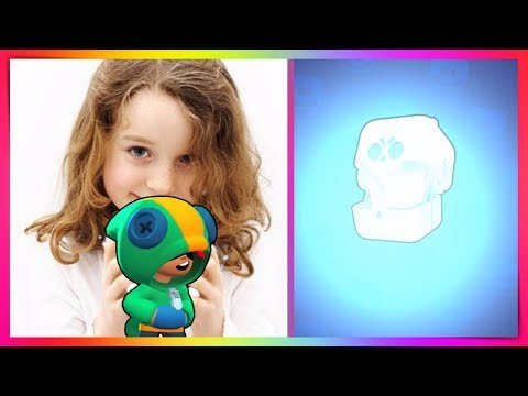 BRAWL STARS - MA FILLE FAIT SON PACK OPENING !!