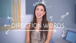 Weekly German Words with Alisa - Direction Words