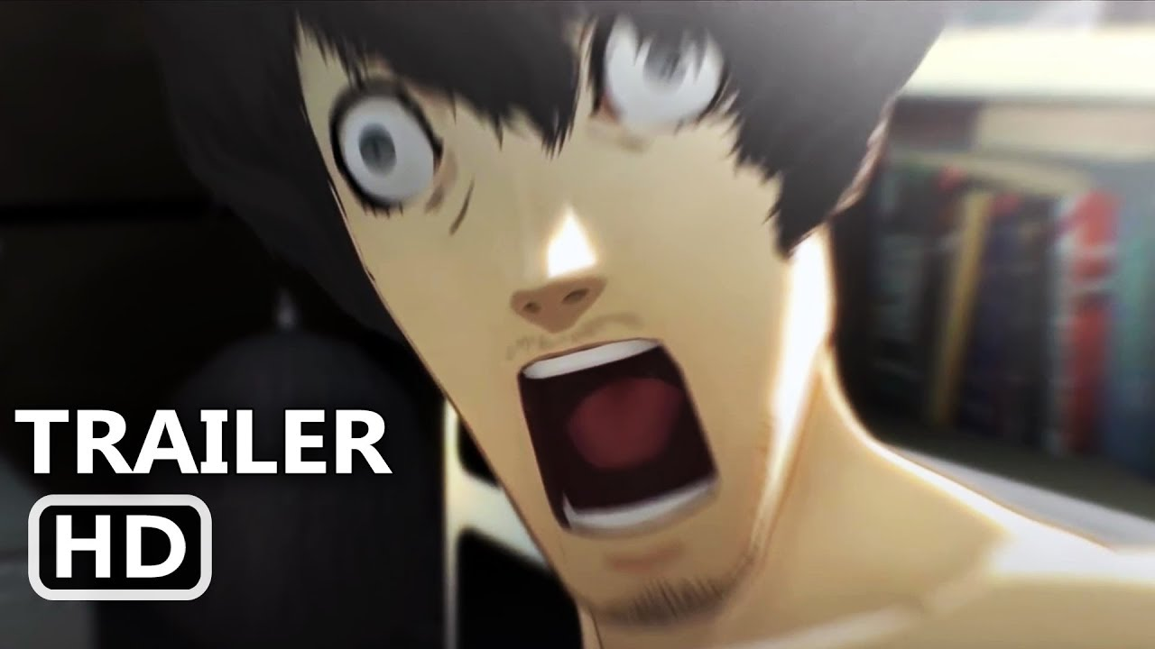 Ps4 Catherine Full Body Trailer E3 2018