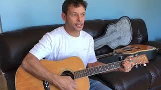 #3-Review my new guitar - Thử đàn guitar mới mua - Cuộc sống mỹ