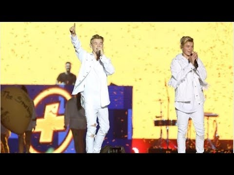 Marcus & Martinus - Greece Interview