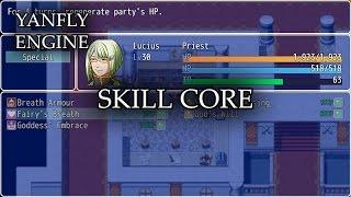 YEP.8 - Skill Core