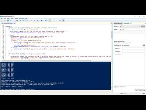 Part 1 (of TBD): Powershell MAC Address Vendor Lookup - OUI.TXT