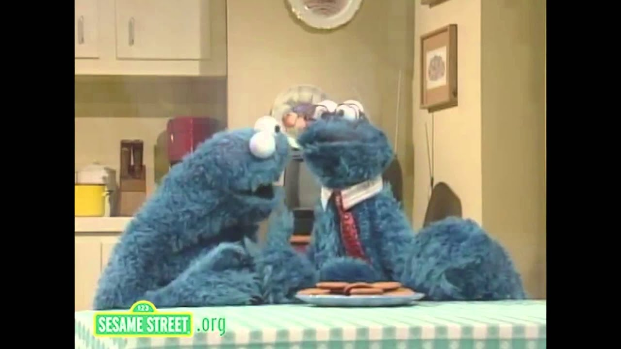 Mlg Cookie Monster And Father Youtube