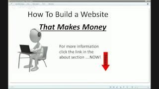 How To Make A Website FREE REPORT- A Website How To PDF