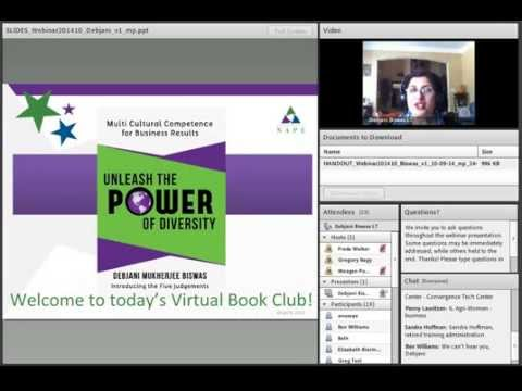 STEM Equity Pipeline Virtual Book Club Unleash the Power of Diversity for STEM Success