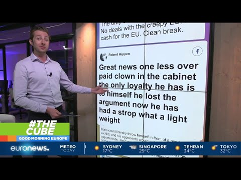 #TheCube | Is this the 'great Brexit betrayal'? Is the 'dream dying?' We want to hear your voice.