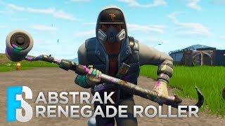 Fortnite Skin-abstract + Renegade Roller Showcase (Fortnite: Battle Royale) #3