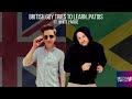 White Guy Tries to Learn Jamaican (Patois): Media Spotlight UK