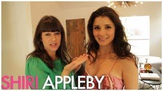 Shiri Appleby Makeup / Beauty tips during pregnancy | Jamie Greenberg Makeup
