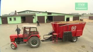 Fragment programu Agroregion Wóz paszowy