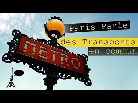 Paris Parle des Transports en Commun