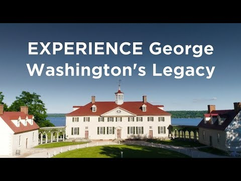 George Washington's Historic Mount Vernon