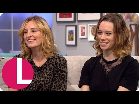 Laura Carmichael And Chloe Pirrie On Their Comedy Film Burn Burn Burn  Lorraine